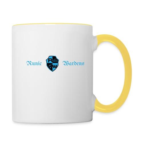 Banner logo - Contrasting Mug