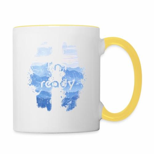 I'm Ready - Contrasting Mug