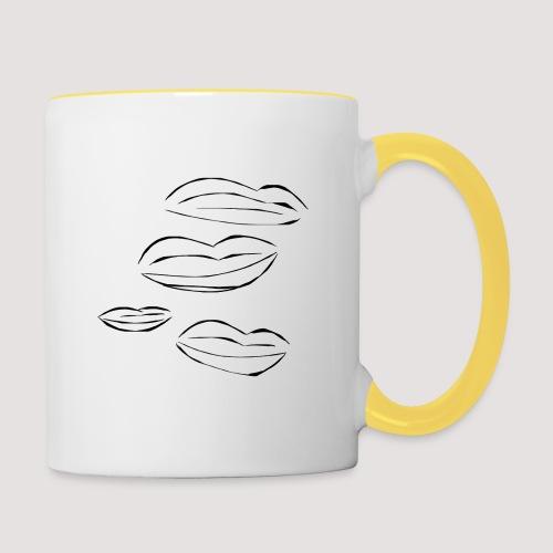 4 Lips - Tofarget kopp