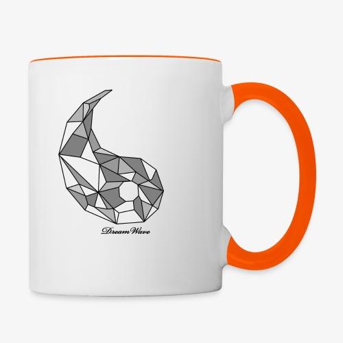 DreamWave Yang - Mug contrasté
