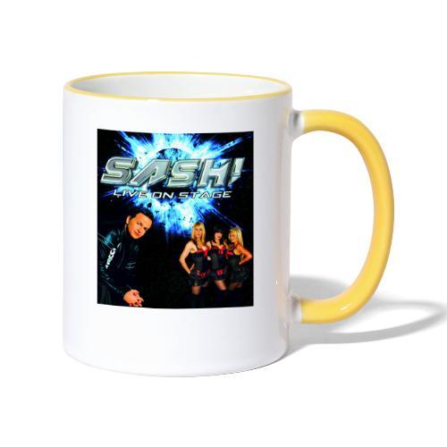 SASH! Live - Contrasting Mug