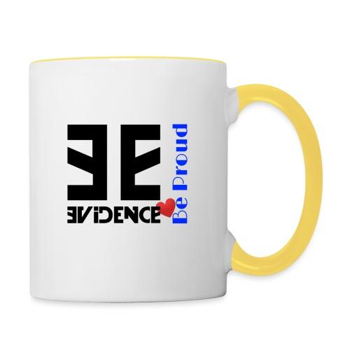 Masque Evidence - Mug contrasté