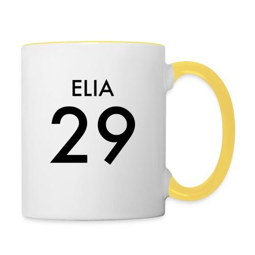 29 ELIA - Tasse zweifarbig
