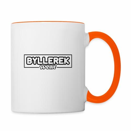 ByllerekWear Logo - Taza en dos colores