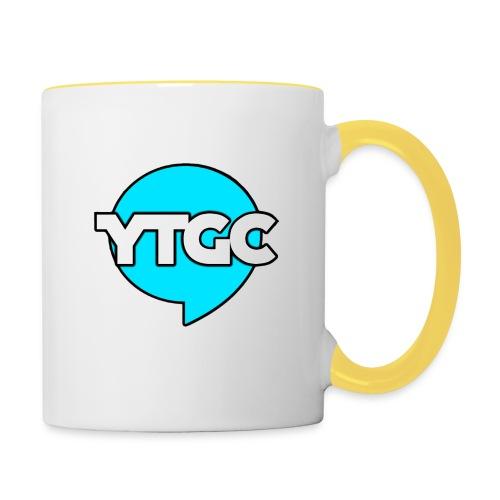 YTGC logo - Contrasting Mug