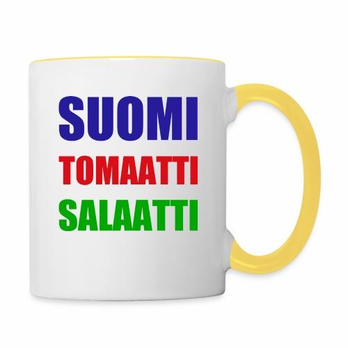 SUOMI SALAATTI tomater - Tofarget kopp