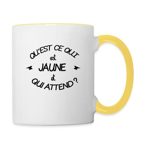 Edition Limitée Jonathan - Mug contrasté