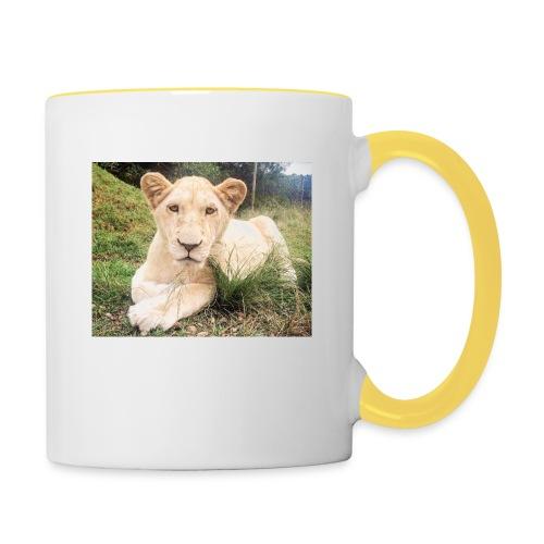 10536 2Cmoomba groot - Contrasting Mug