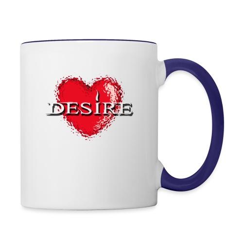Desire Nightclub - Contrasting Mug