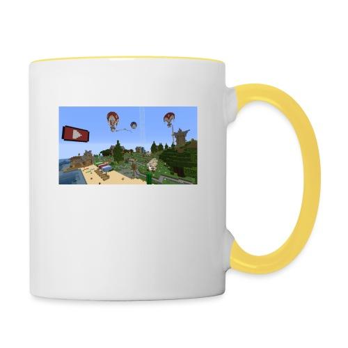 Tasse [Spawn akinasia] - Mug contrasté