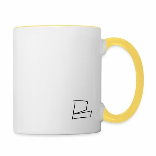the original B - Contrasting Mug
