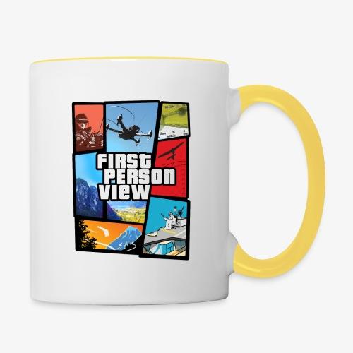 Ultimate Video Game - Contrasting Mug