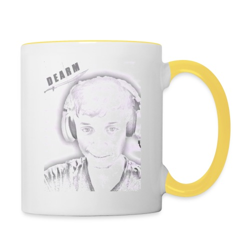 WIEK jpg - Contrasting Mug
