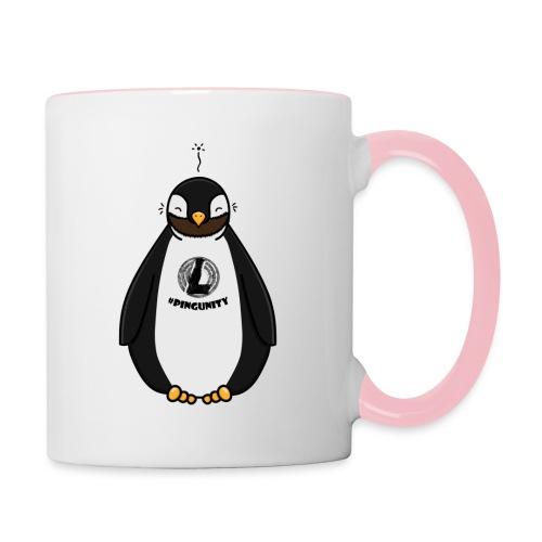 Pingu Shirt - für Männlein - Contrasting Mug