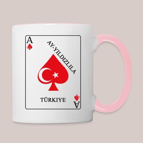 Türkei - Tasse zweifarbig