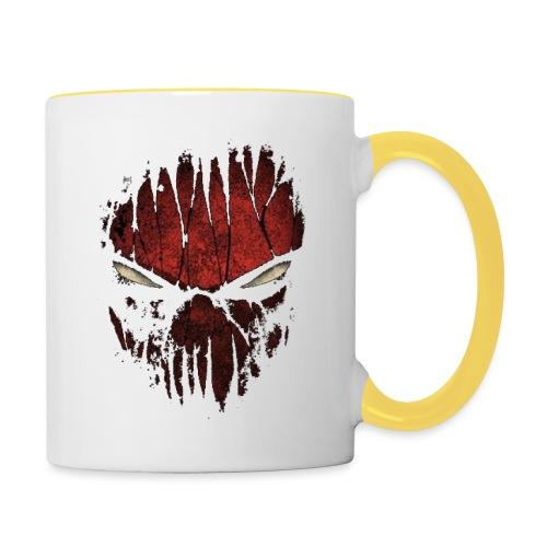 spyder man ( Vio ) - Contrasting Mug