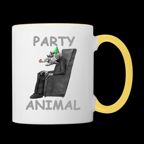 Miserable Git 2 - Contrasting Mug
