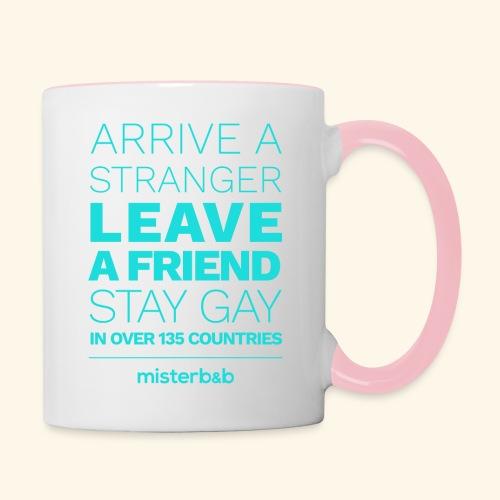 misterb&b - Mug contrasté