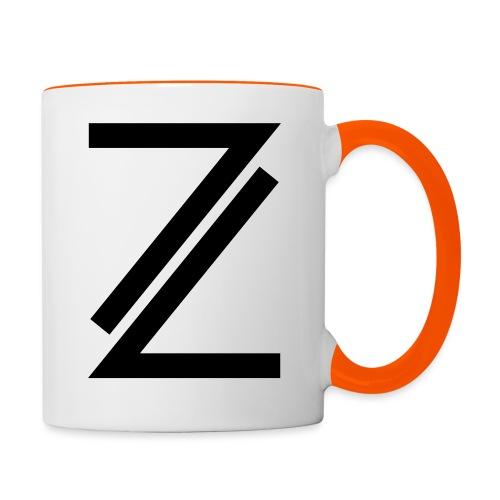 Z - Contrasting Mug
