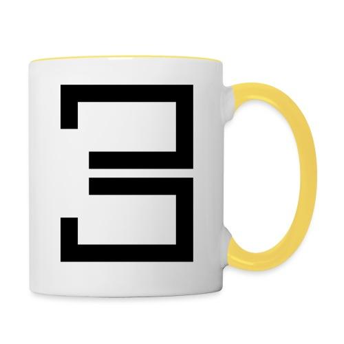 3 - Contrasting Mug