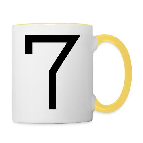 7 - Contrasting Mug