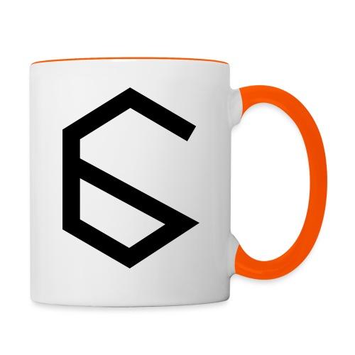 6 - Contrasting Mug