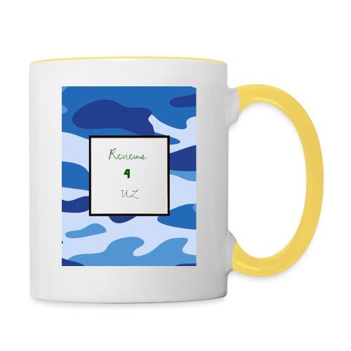 My channel - Contrasting Mug