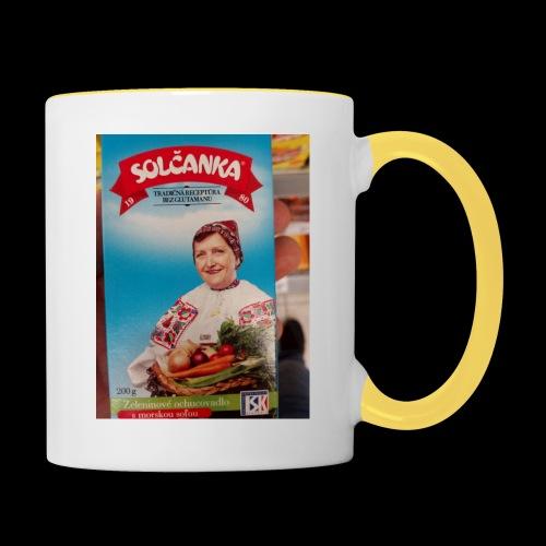 Babushka's fines - Contrasting Mug
