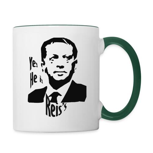 Erdogan - Mug contrasté