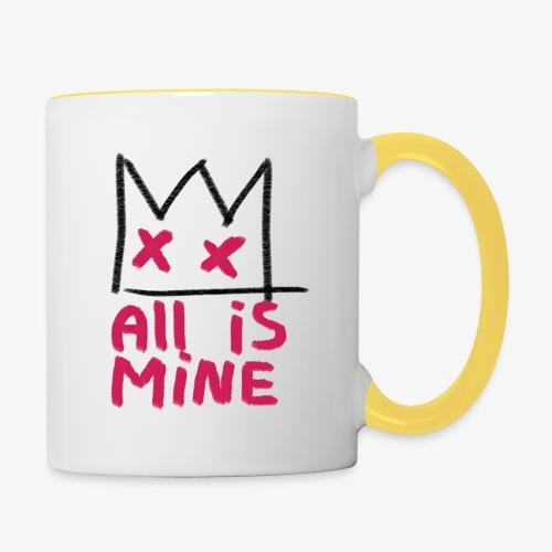 Sick Boy all is mine - Mug contrasté