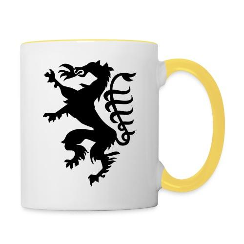 Steiermark Wappen - Tasse zweifarbig