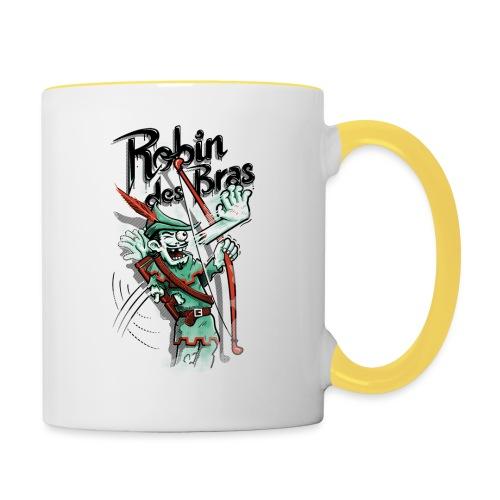 Robin des Bras - Contrasting Mug