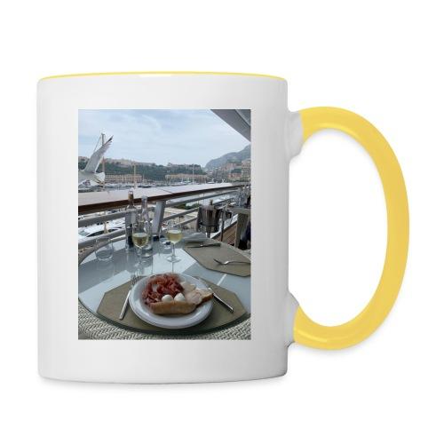 Monaco - Tasse zweifarbig