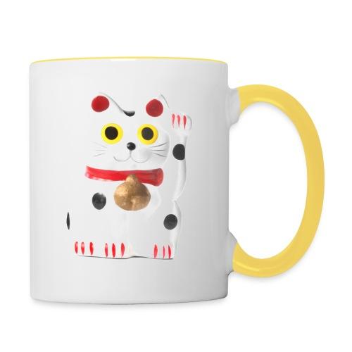 luckycat - Contrasting Mug