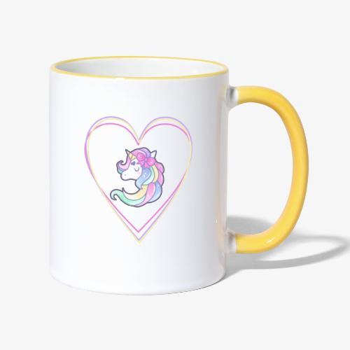 Unicorn - Tazze bicolor