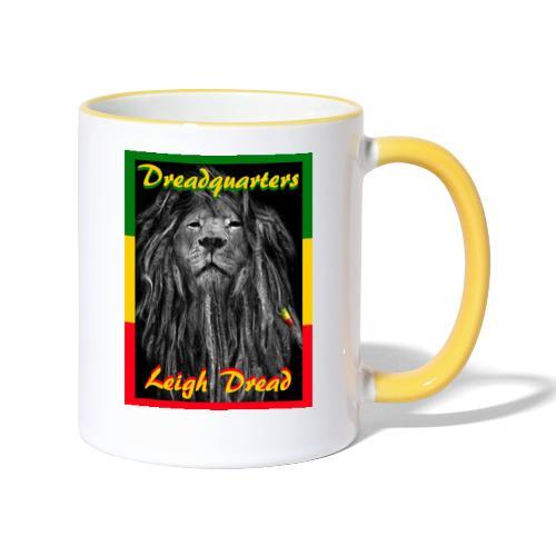 Dreadquarters - Contrasting Mug