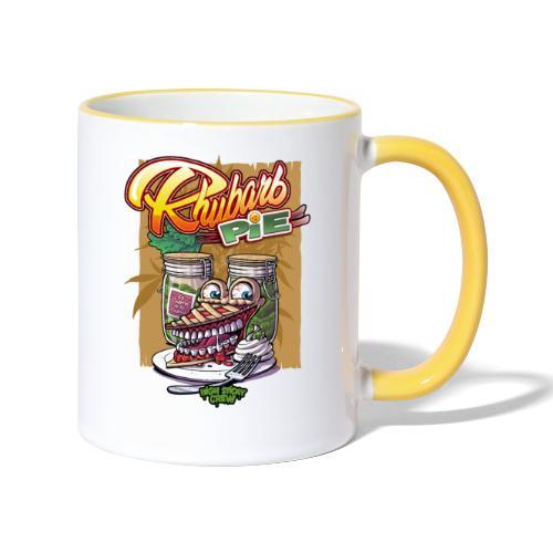 Rhubarb Pie - Accessoires - Mug contrasté