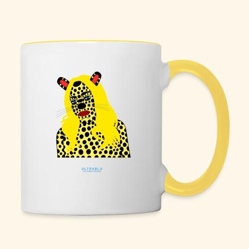 Gaia ghepardo - Tazze bicolor