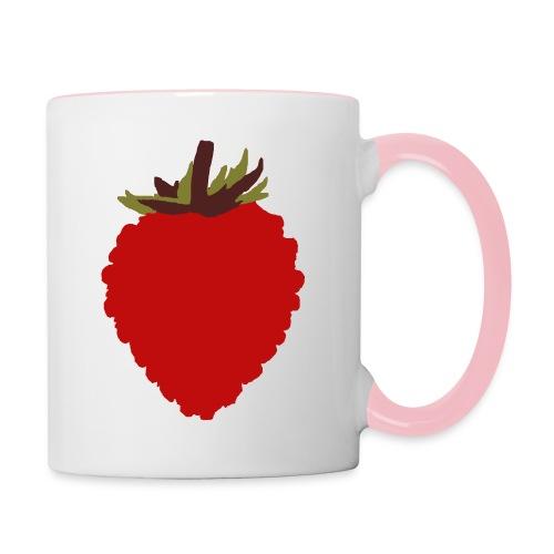 Wild Strawberry - Contrasting Mug