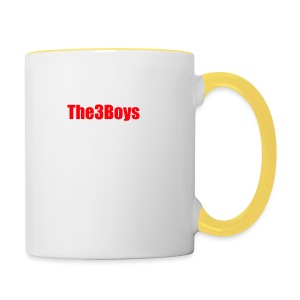 The3Boys Merchandise - Contrasting Mug
