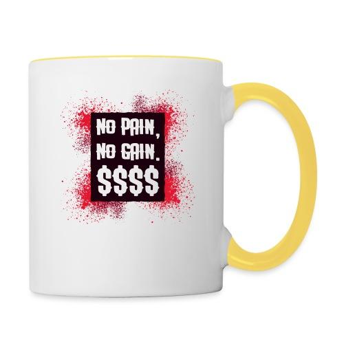 No pain - Mug contrasté