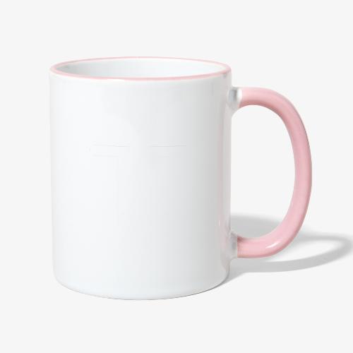 Women's Pink Premium T-shirt Ippis Entertainment - Kaksivärinen muki