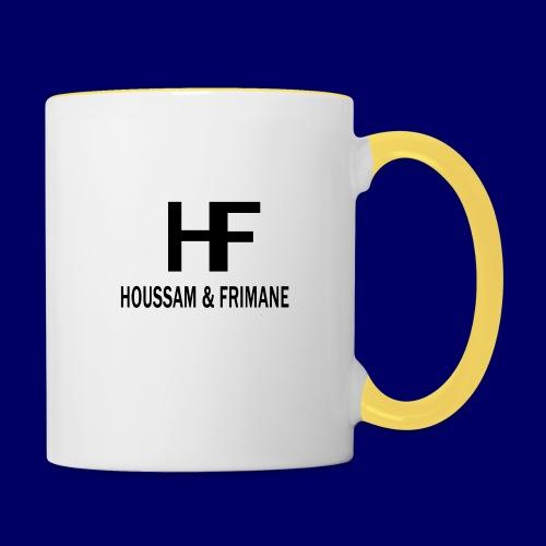 H&F - Tazze bicolor