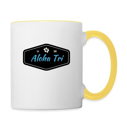Aloha Tri Ltd. - Contrasting Mug