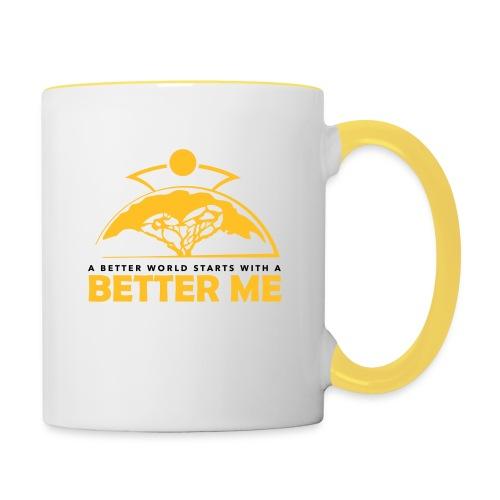 Better Me - Contrasting Mug