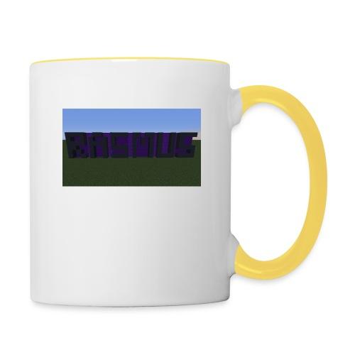 Minecraft 1 12 2 2018 01 27 08 55 10 - Tvåfärgad mugg
