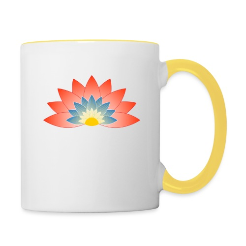 Support Renewable Energy with CNT to live green! - Contrasting Mug