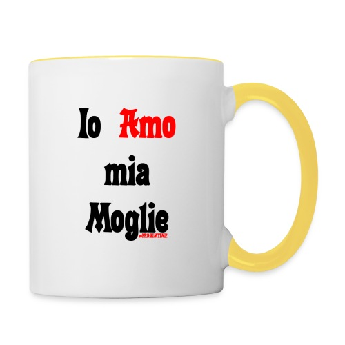 Amore #FRASIMTIME - Tazze bicolor