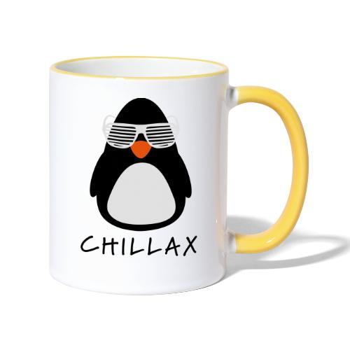Chillax - Mok tweekleurig