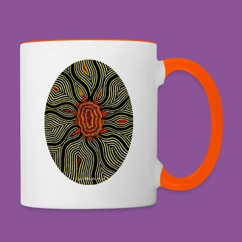 Aura 11 - Tasse zweifarbig